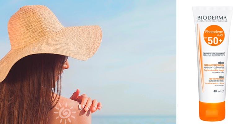 Солнцезащитный препарат отличного качества   Биодерма