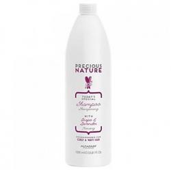 Alfaparf Precious Nature Curly and Wavy Hair Shampoo Шампунь для кудрявых и волнистых волос 1000 мл.