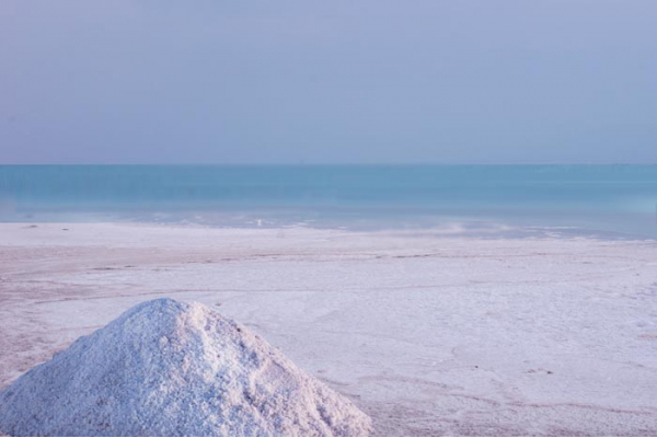 Лечебные свойства Мёртвого моря
