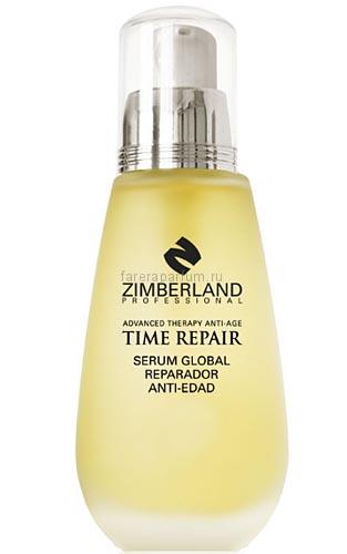 Zimberland Time Repair Serum Global Reparador Anti-Edad Восстанавливающая омолаживающая сыворотка глобального действия 50 мл.