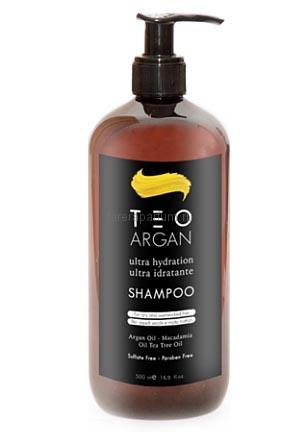 Teotema Teo Argan Шампунь с Аргановым маслом 500 мл.