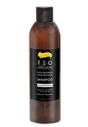 Teotema Teo Argan Шампунь с Аргановым маслом 250 мл.