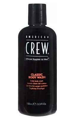 American crew body wash