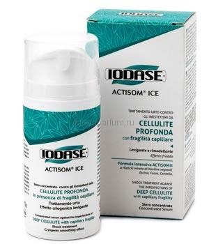 Iodase Actisom Ice Охлаждающая антицеллюлитная сыворотка 100 мл.