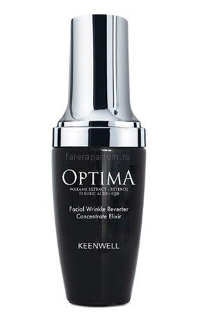 Keenwell Optima Сыворотка-эликсир от морщин для лица 30 мл.