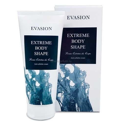 Evasion Extreme Body Shape Anti-cellulite cream Антицеллюлитный крем 200 гр.