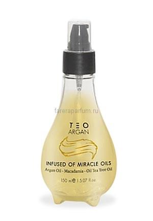 Teotema Teo Argan Аргановое масло-эликсир 100 мл.