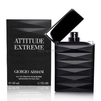 купить Giorgio Armani Attitude Extreme Pour Homme Edt 50 Ml