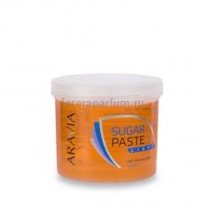 "Aravia Сахарная паста для депиляции ""Мягкая и Легкая"" мягкая консистенция 750 гр."