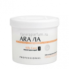 "Aravia Organic Мягкий крем-скраб ""Silk Care"" 550 мл."