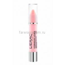 Lierac Гидраженист Бальзам для губ с эффектом розового блеска 3 гр.
