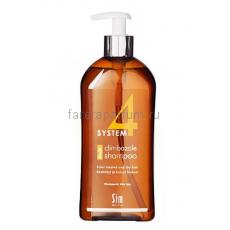 System 4 Терапевтический шампунь №2 для сухих волос 500 мл.