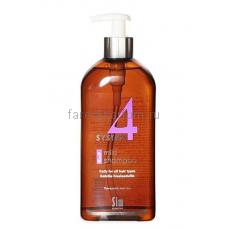 System 4 Терапевтический шампунь №3 для профилактики и чувствительной кожи 500 мл.