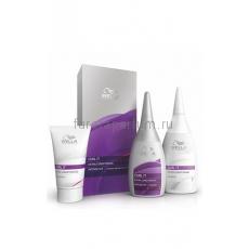 """Wella Professionals Набор мягкая формула """"Curl it Extra Conditioning"""" для окрашенных и чувствительных волос 3 препарата."""