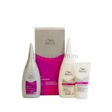 """Wella Professionals Набор мягкая формула """"Wave it Extra Conditioning"""" для окрашенных и чувствительных волос 3 препарата."""