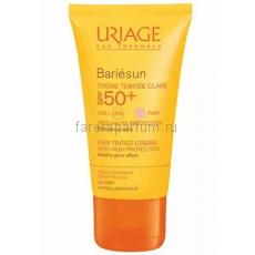 Uriage Барьесан Крем тональный светлый SPF50+ 50 мл.