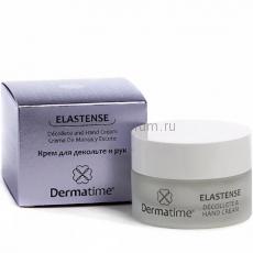 Dermatime Elastense Decollete and Hand Cream Крем для декольте и рук 50 мл.