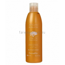 Farmavita Argan Sublime Shampoo Шампунь с аргановым маслом 250 мл.