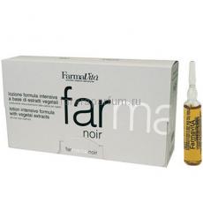 Farmavita Noir Lotion Лосьон мужской против выпадения волос 12 ампул по 8 мл.
