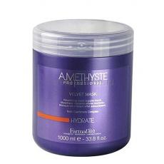 Farmavita Amethyste Маска бархатистая для сухих и поврежденных волос 1000 мл.