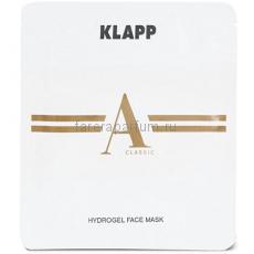 "Klapp A Classic Hydrogel Face Mask Гидрогелевая маска ""Витамин А"" 3 шт."
