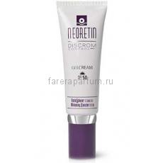 Neoretin Discrom Control GelCrem Pigment Lighte Ner SPF 50 Депигментирующий гель-крем SPF 50 40 мл.