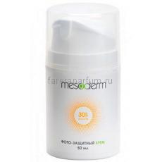 Mesoderm Фотозащитный крем SPF 30 50 мл.