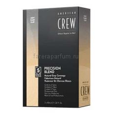 American Crew Crew Natural Gray Coverage Gray Камуфляж для седых волос 40 мл.