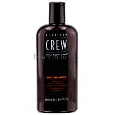 American Crew Gray Shampoo Шампунь для ухода за седыми и седеющими волосами 250 мл.