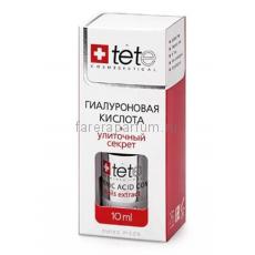 TETe Cosmeceutical Hyaluronic acid + snail extract Гиалуроновая кислота + Улиточный секрет 10 мл.