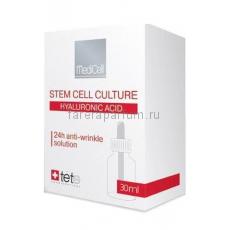 TETe Cosmeceutical 24h anti-wrinkle solution Комплекс против морщин для лица и шеи 24-часового действия 30 мл.