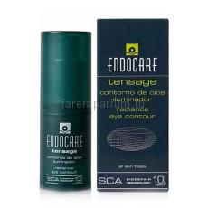 Endocare Tensage Radiance eye Contour Сияющий флюид для контура глаз 15 мл.