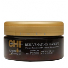 CHI Argan Oil Masque Омолаживающая маска с маслом Арганы и маслом дерева Маринга 237 мл.