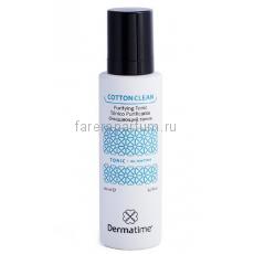 Dermatime Cotton Clean Purifying Tonic Очищающий тоник 200 мл.
