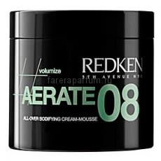 Redken Aerate 08 Крем-мусс для всех типов волос, придающий объем 91 гр.