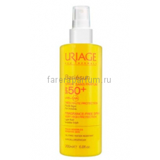 Uriage Барьесан SPF50+ Спрей солнцезащитный без ароматизаторов 200 мл.