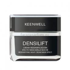 Keenwell Densilift Ночная крем-маска для восстановления упругости кожи 50 мл.