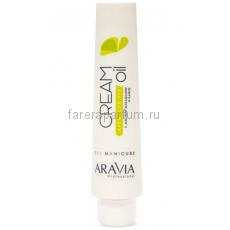"Aravia Крем для рук с маслом макадамии и карите ""Cream-Oil"" 100 мл."