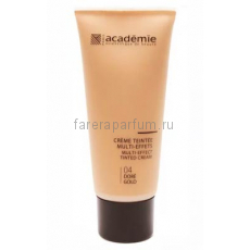 Academie Make-Up Тональный крем мульти-эффект № 4 Золотистый 40 мл.