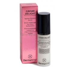 Dermatime Caviar Delight Ageless Diamond Serum Омолаживающая сыворотка с бриллиантовой пудрой 30 мл.