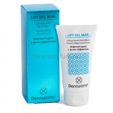 Dermatime Lift Del Mar Lifting Cream Flash Effect Лифтинг-крем с флэш-эффектом 50 мл.