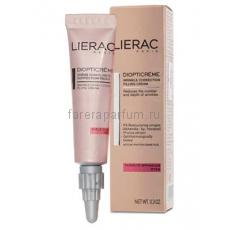 Lierac Диоптирид Крем - филлер, коррекция морщин вокруг глаз 15 мл.