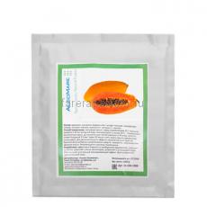 AlgoMare Альгинатная очищающая, отшелушивающая и обновляющая маска с экстрактом папайи, аргинином и миоксинолом 30 гр.
