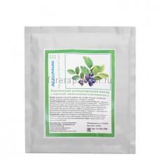 AlgoMare Альгинатная антикуперозная маска с черникой, миоксинолом и витамином C 30 гр.