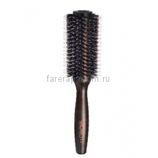 Label.M Boar Bristle Brush Large Щетка-брашинг из бука с щетиной дикого кабана 30 мм.