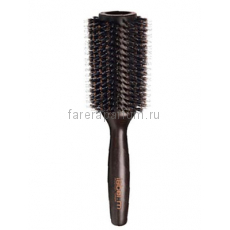 Label.M Boar Bristle Brush Extra Large Щетка-брашинг из бука с щетиной дикого кабана 40 мм.