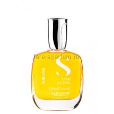 Alfaparf SDL Sublime Cristalli Liquidi Масло против секущихся волос, придающее блеск 30 мл.