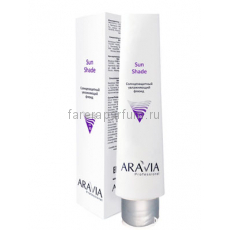 Aravia Sun Shade Флюид увлажняющий солнцезащитный для лица SPF-30 100 мл.