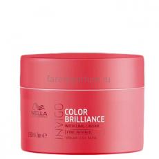 Wella Invigo Color Brilliance Маска-уход для защиты цвета окрашенных нормальных и тонких волос 150 мл.