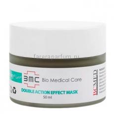 Bio Medical Care Double action effect mask Маска для жирной и комбинированной кожи 50 мл.